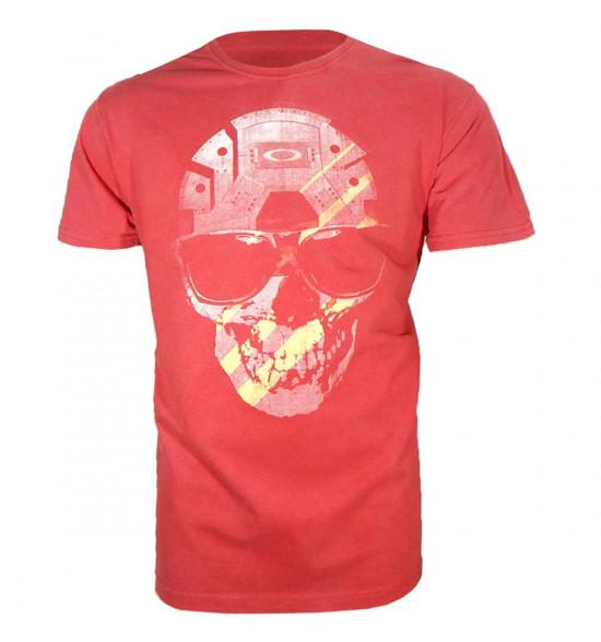 Camiseta Oakley Skull Oakley HQ PROMOÇÃO Utima Peça tam GG