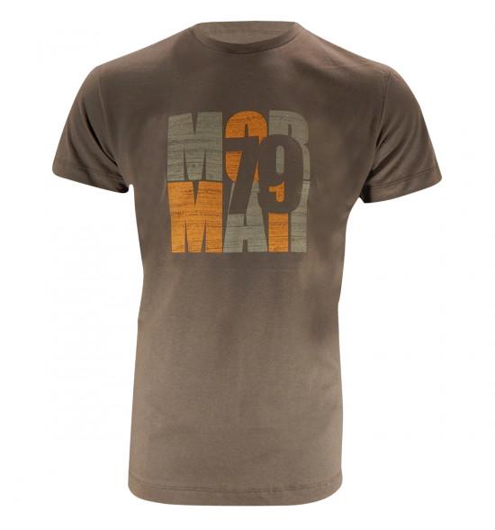 Camiseta Mormaii SInce 1979 Marrom LIQUIDAÇÃO VERÃO