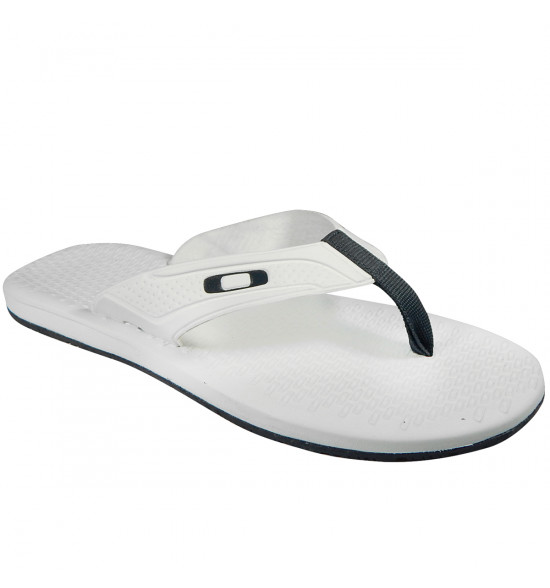 Chinelo Oakley Keel Airlift Branco