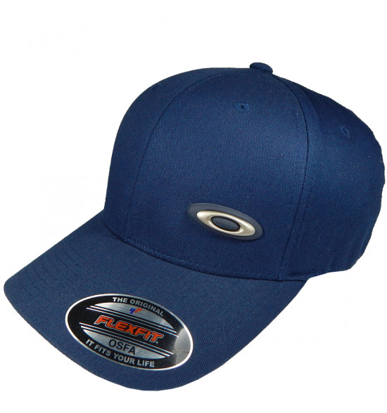 Boné Oakley Icon Cap Navy Blue PROMOÇAO