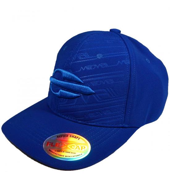 Boné Mormaii Flex Cap Full Print Azul Icone Bordado LANÇAMENTO EM PROMOÇAO