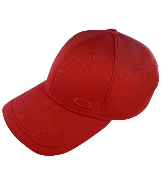 Boné Oakley Sport Cap Vermelho LIQUIDAÇÃO
