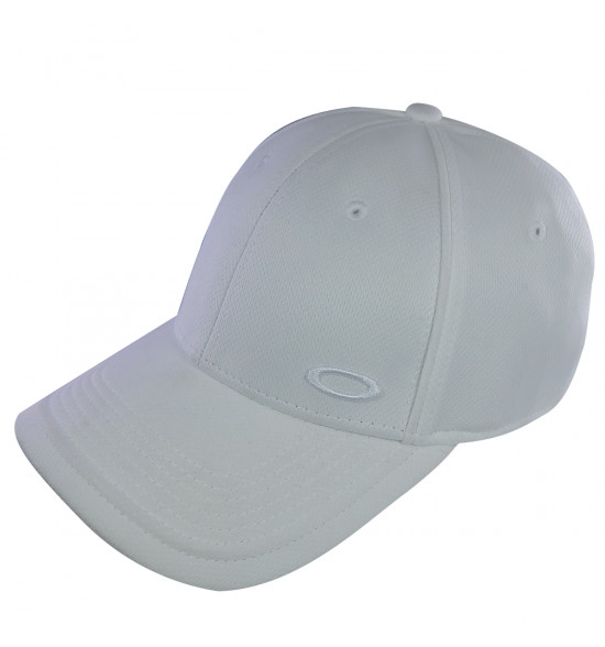 Boné Oakley Sport Cap Branco LIQUIDAÇÃO