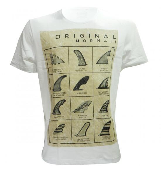 Camiseta Mormaii On The Road Branca