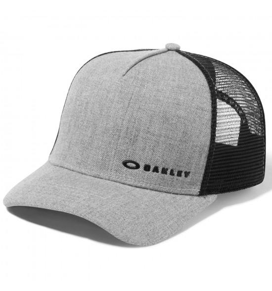 Boné Oakley Chalten Cap Snapback Cinza