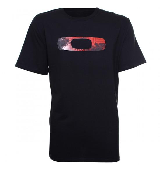 Camiseta Oakley Avoid Squared O Tee Preta PROMOÇÃO Ultima Peça tam GGG