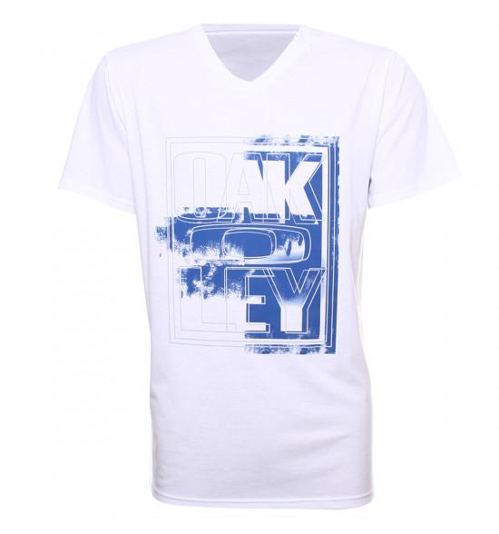 Camiseta Oakley Gola V Decoy Tee LIQUIDAÇÃO