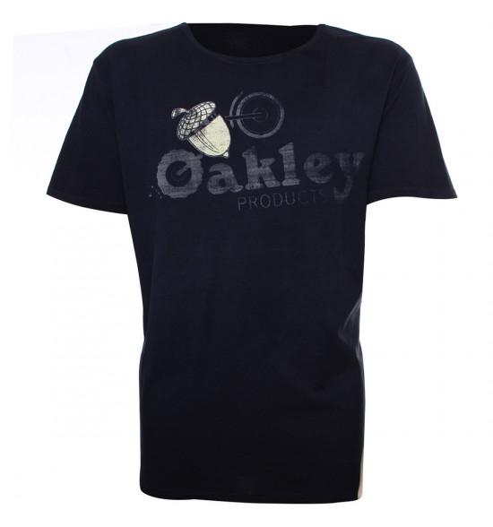 Camiseta Oakley Nuts for Biking Tee LIQUIDAÇÃO VERÃO