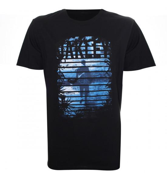 Camiseta Oakley Maverick Tee Preta LIQUIDAÇÃO