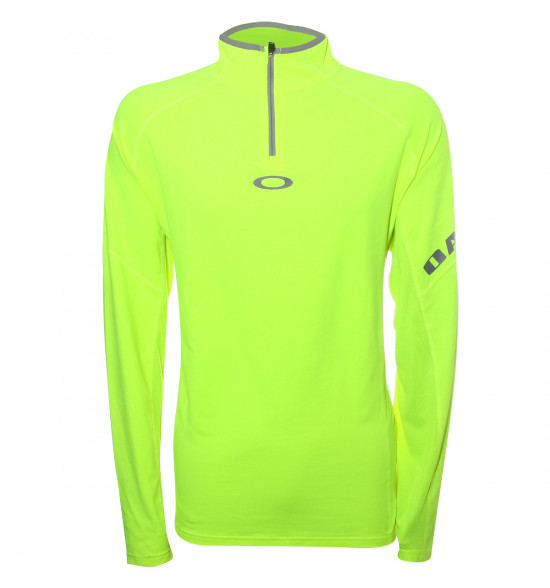 Camiseta Oakley Fitness Advance Neon Yellow PROMOÇAO Ultima Peça tam GG