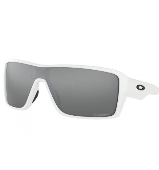 Óculos Oakley Ridgeline Polished White/ Lente Prizm Black Iridium