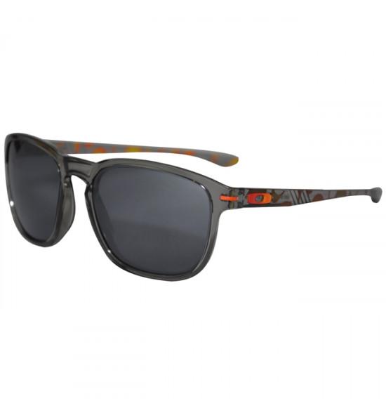 a06f23e09f6c3 Óculos Oakley Enduro Grey Ink Black Iridium Olimpíadas Rio16 LANÇAMENTO