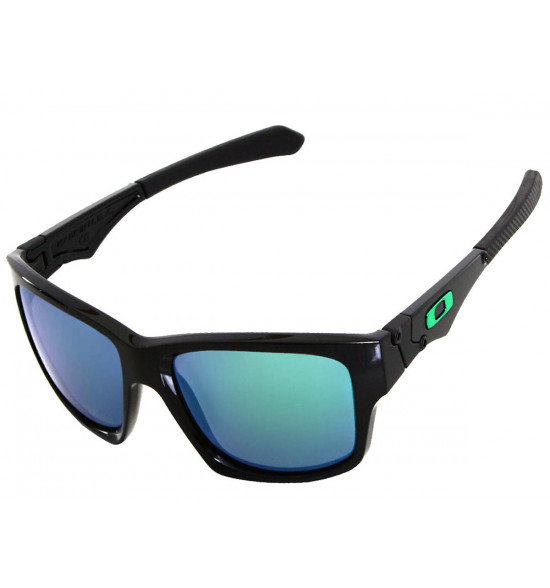 511bde6a47 Óculos Oakley Jupiter Squared Polished Black/Lente Jade Iridium ref ...