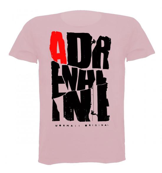 Camiseta Mormaii Landscape Rosa Fumê
