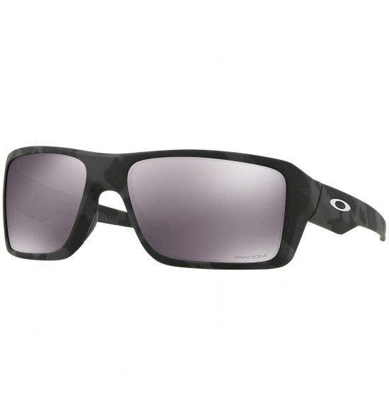 Óculos Oakley Double Edge Black Camo/ Lente Prizm Black Iridium