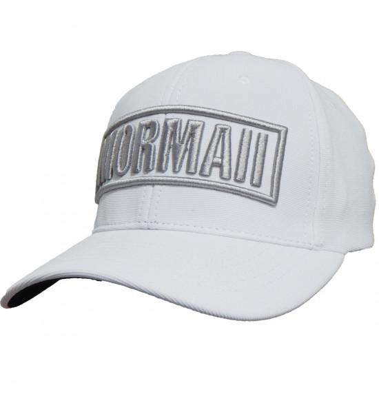 Boné Mormaii FlexCap LogoType Branco