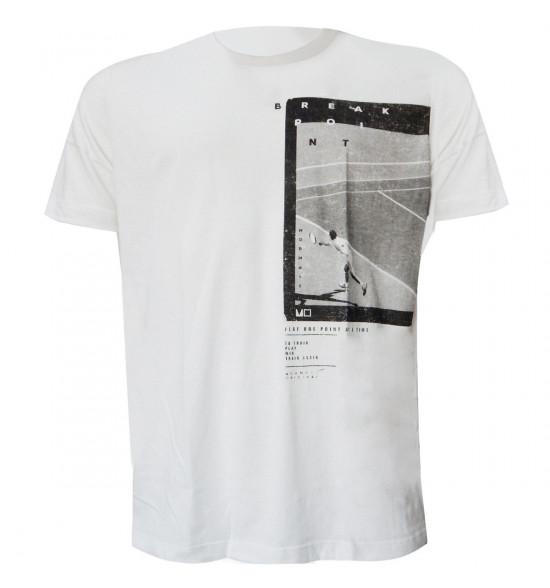 Camiseta Mormaii Aloha Melt Branco