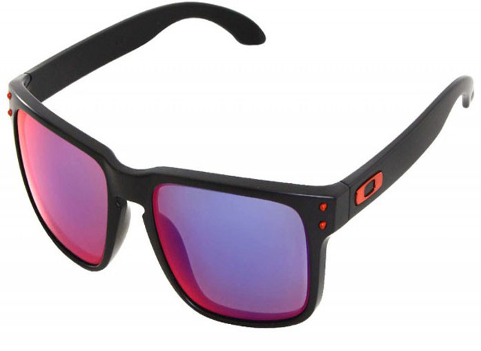 19b454f077f88 Óculos Oakley Holbrook Ducati Matte Black Lente Red Positive Iridium ...
