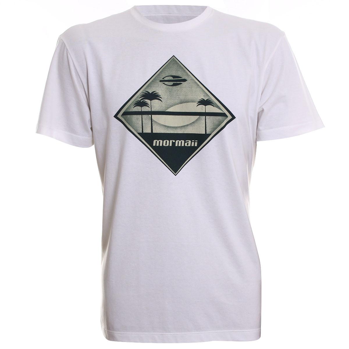 89de620aa7668 Camiseta Mormaii Dusk to Dawn Creme LANÇAMENTO