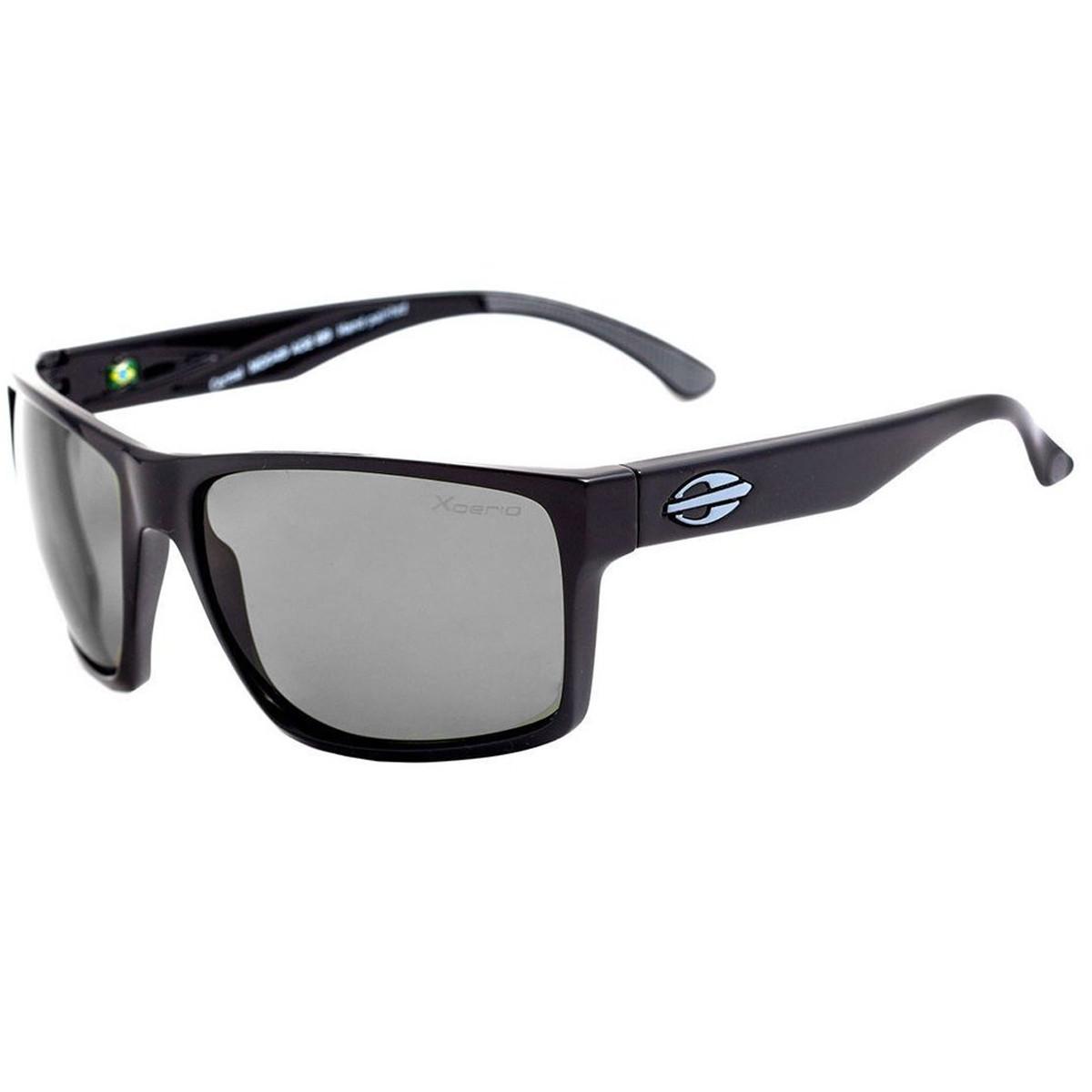 Óculos Mormaii Malibu 2 Preto Brilho Lente Cinza ref M0046A0201 8b925330e1