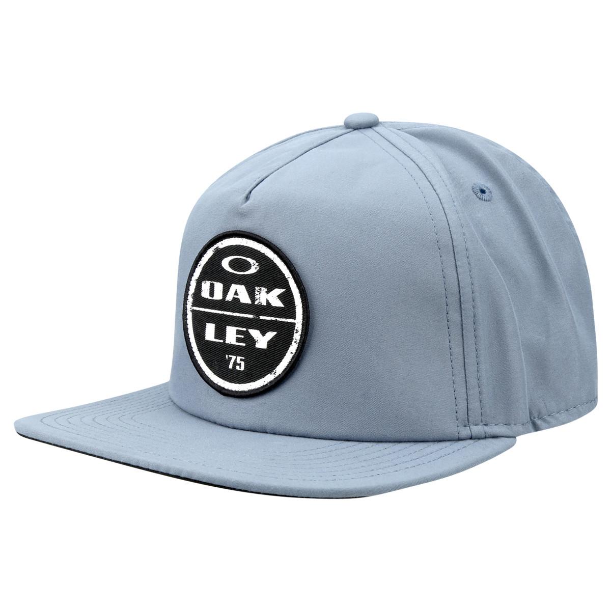 Boné Oakley Foundation Cap Snapback Azul Bebe ref 911510-69T 219a4920fb2