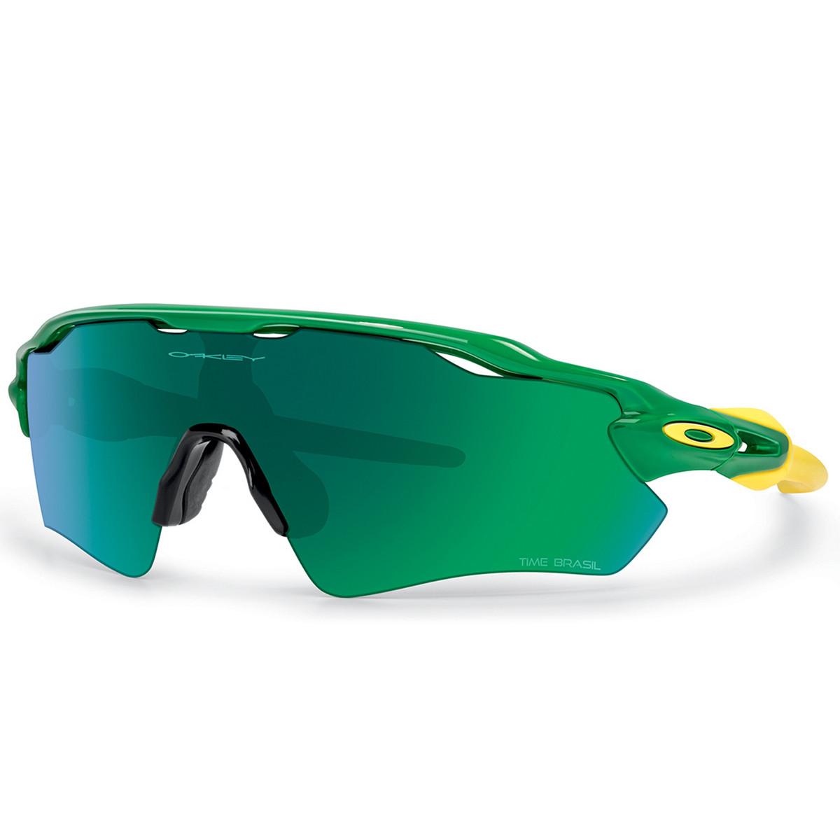 Óculos Oakley Radar EV Path Olimpics Collection Bright Green Lente Jade  Iridium a017d43262