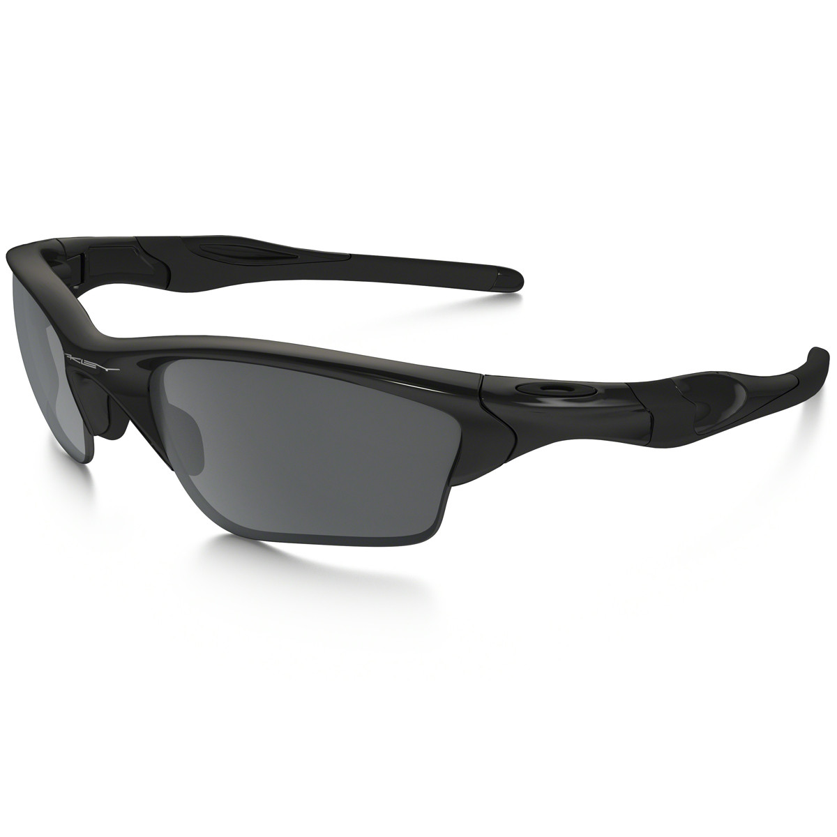 0f966a8e57a6e Óculos Oakley Half Jacket 2.0 Polished Black W  Black Iridium LANÇAMENTO