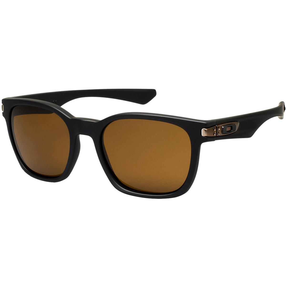 Óculos Oakley Garage Rock Matte Black  Dark Bronze LANÇAMENTO ref ... d9f973c444