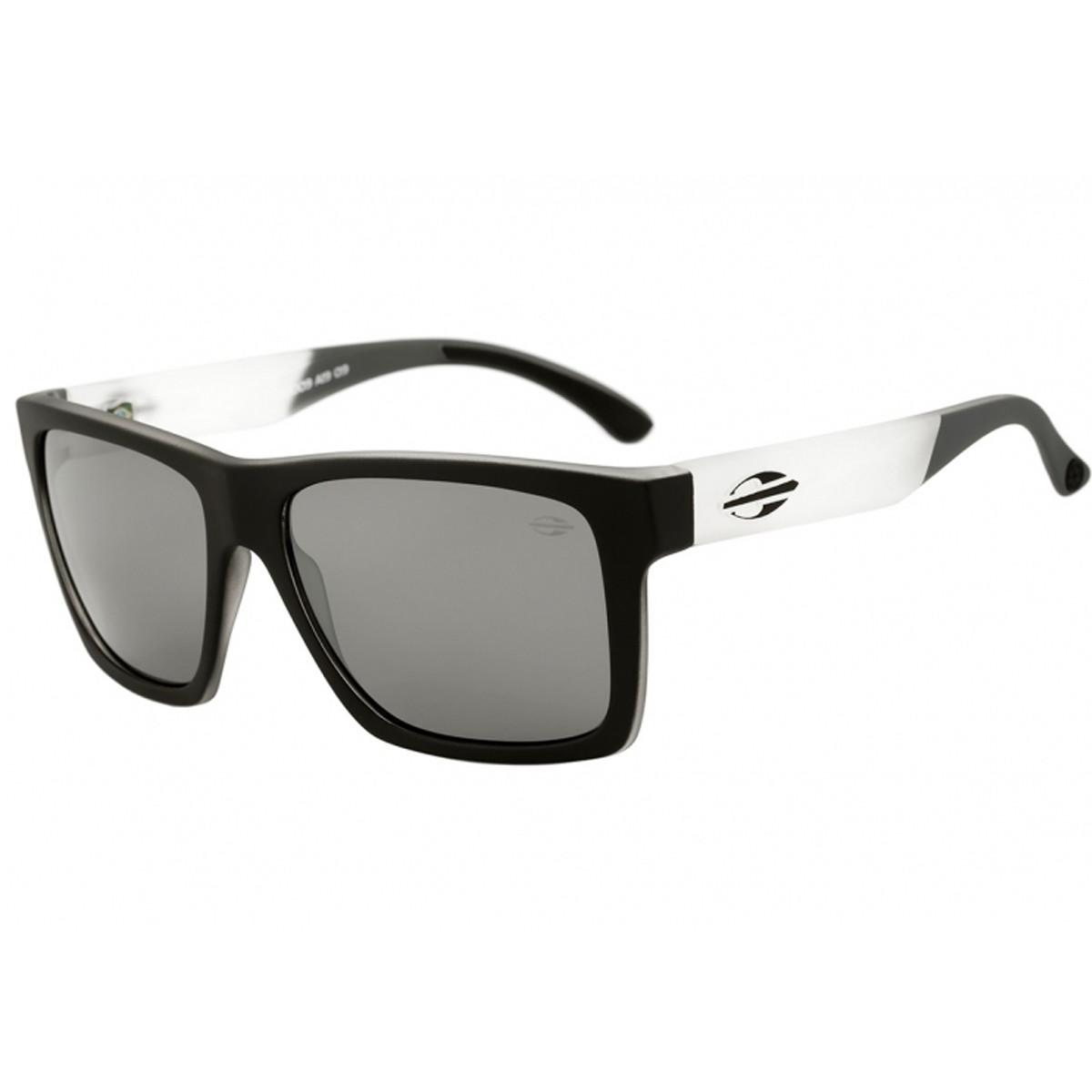 Óculos Mormaii San Diego Preto Fosco Lente cinza ref M0009A1909 77f0d5a9a2
