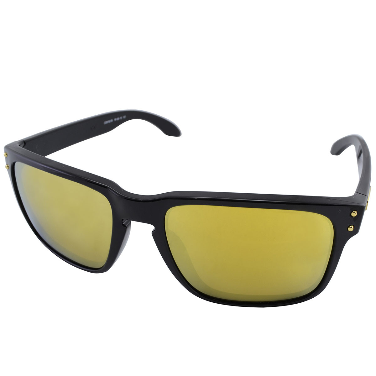 Óculos Oakley Holbrook Shaun White Gold Signature Polished Black ... abaf5a9ac3