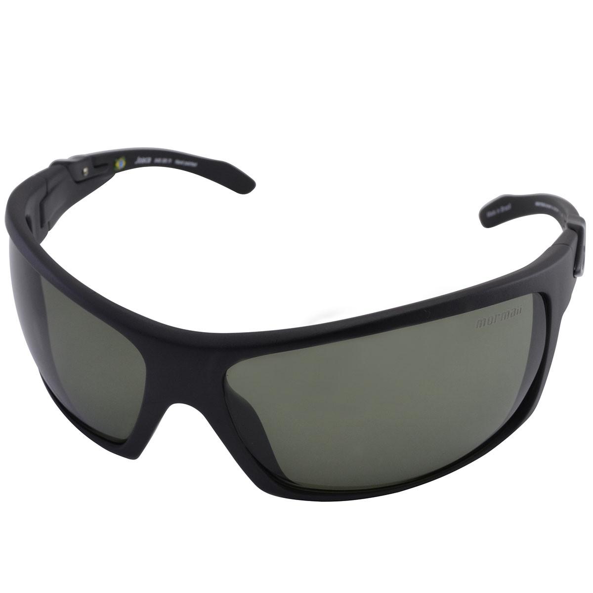Óculos Mormaii Joaca Preto fosco com Lentes Cinzas G-15 LANÇAMENTO ... f985b71381