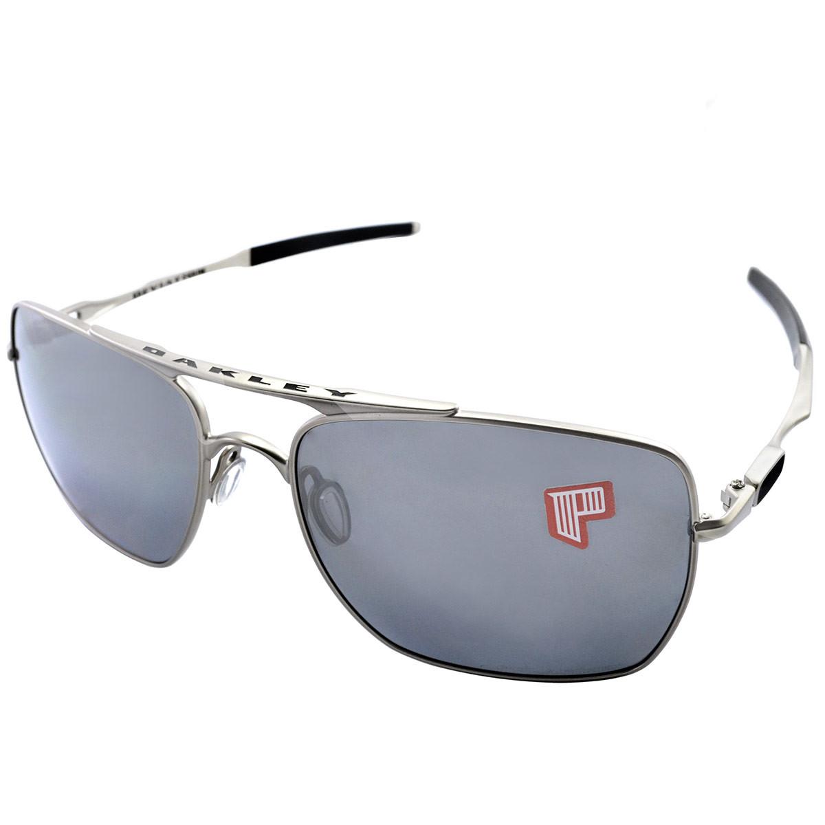 Oculos Oakley Deviation Ligth W Black Iridium Polarizado ref OO4061-06 0cf6447643