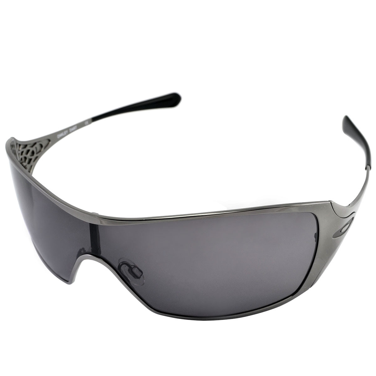 bb092d72a47aa Óculos Oakley Dart Black Chrome W Warm Grey ref 05-664