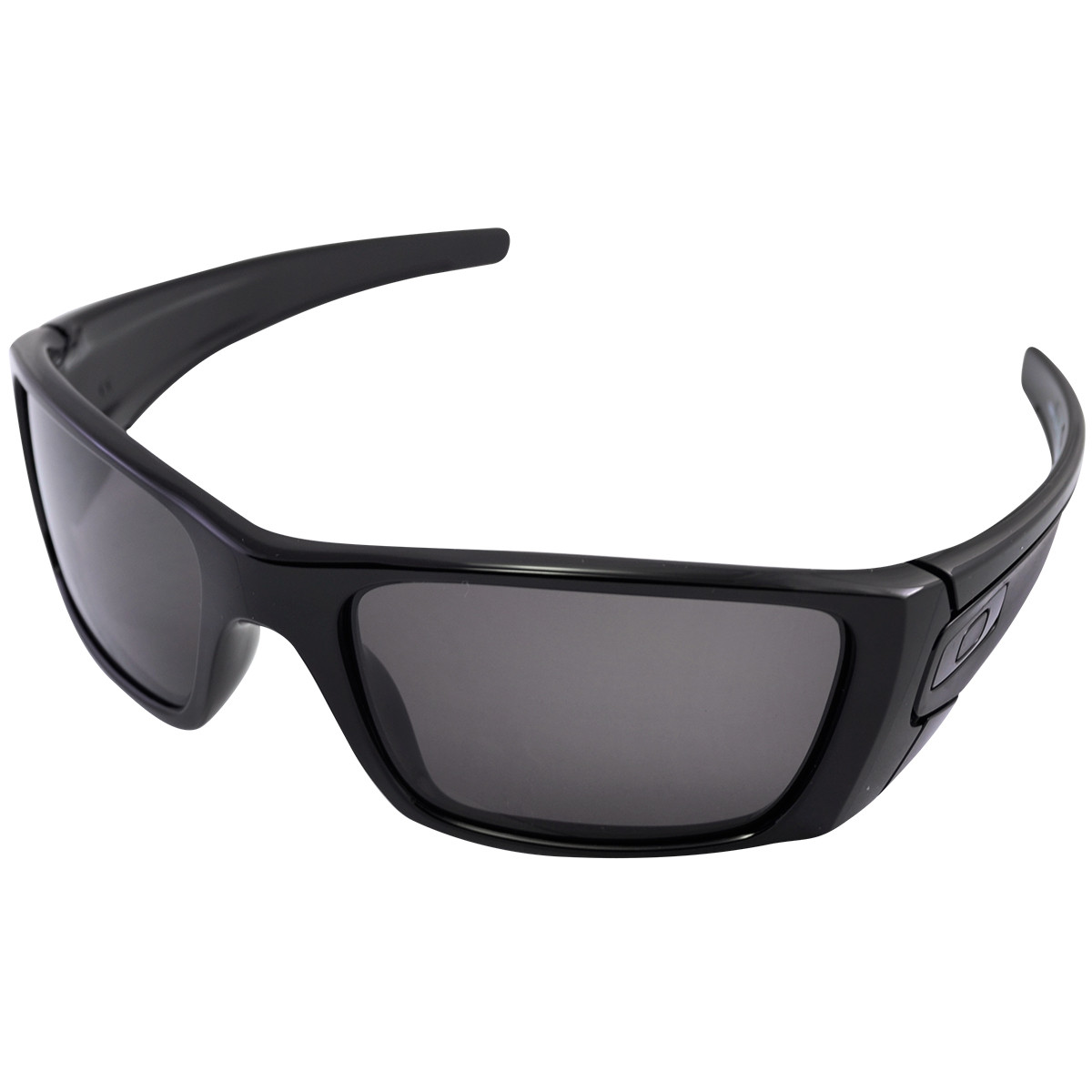 Óculos Oakley Fuel Cell Polished Black Lente Warm Grey ref OO9096-01 902daae675