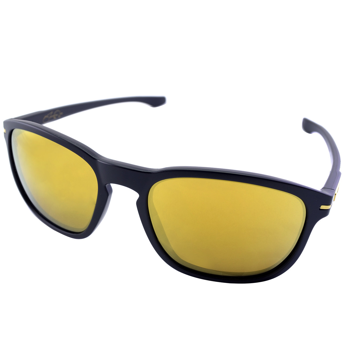 004edf1d8d19e Óculos Oakley Enduro Shaun White Signature Series Matte Black Lente 24k  Iridium ref OO9223-