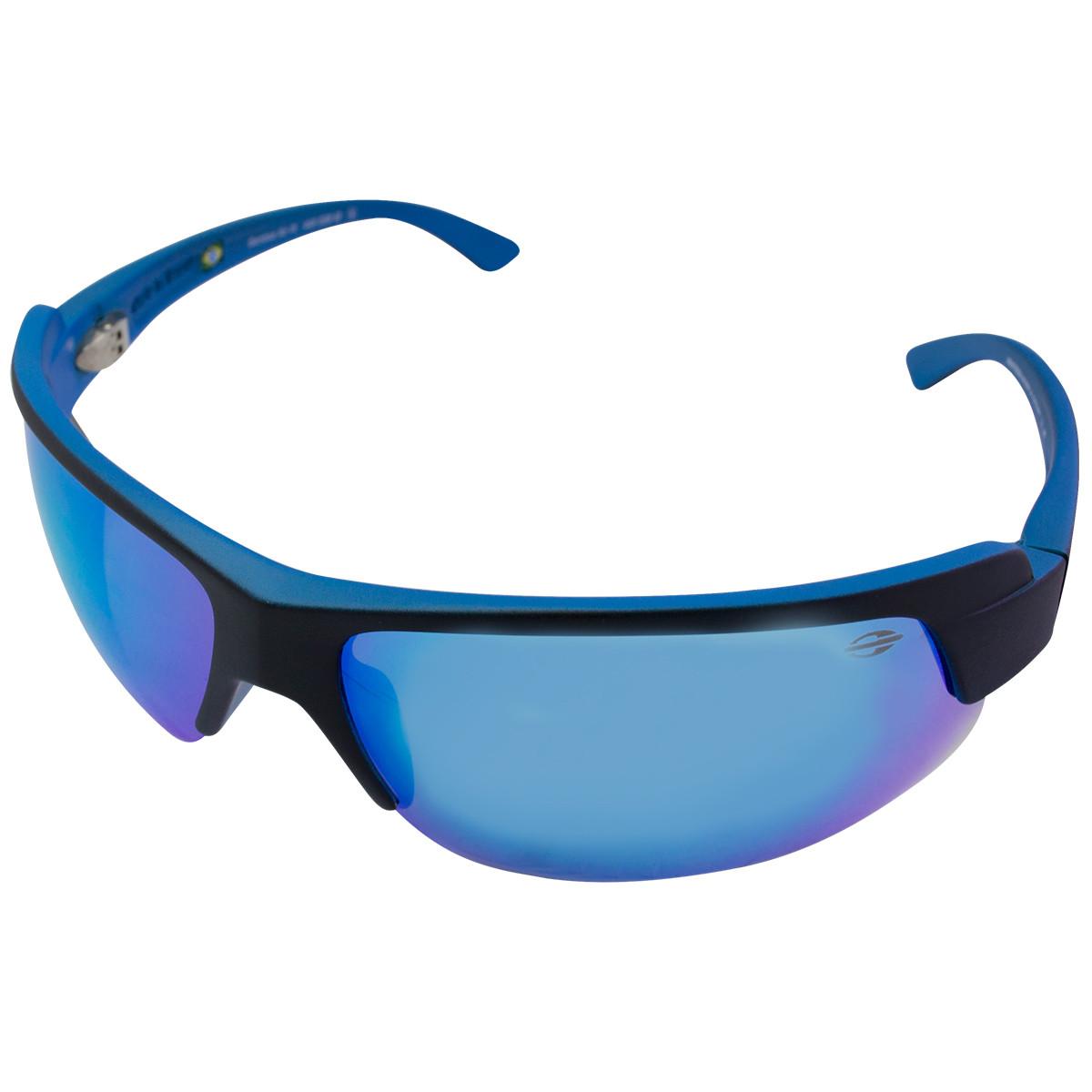 Óculos Mormaii Gamboa Air 3 Azul e Preto  Lente Flash Azul ref 44103312 b7749b9059