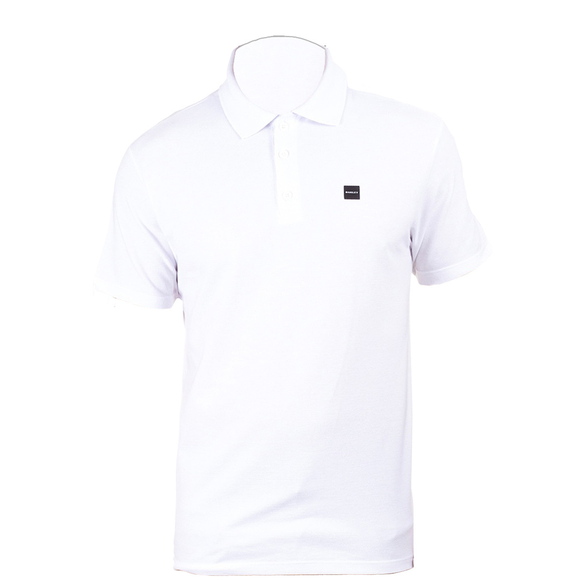7475850b18 Camisa Oakley Patch 2.0 White ref  434268BR-100