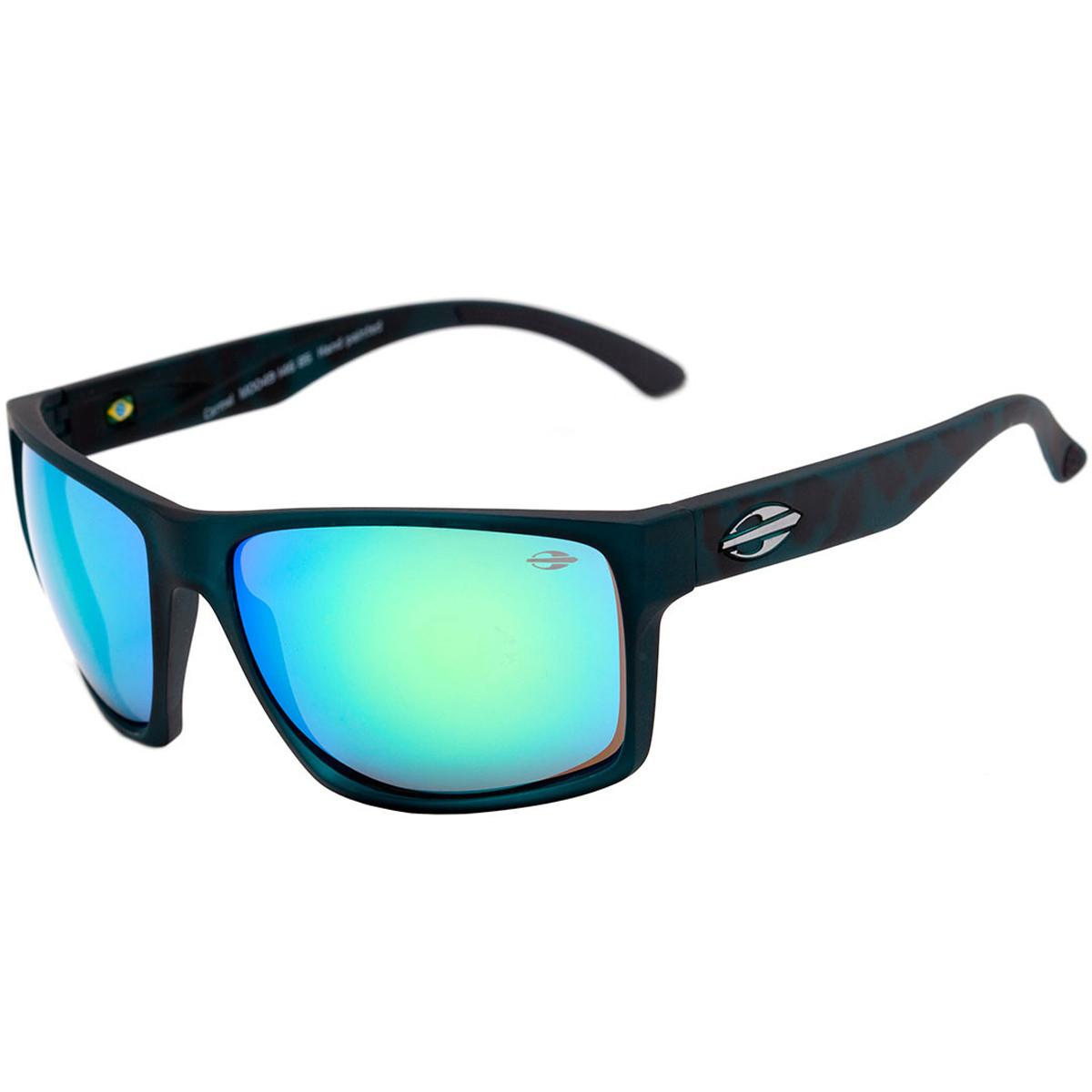 Óculos Mormaii Carmel Petroleo Fosco Camuflado  Lente Verde ref ... 0c8297c003