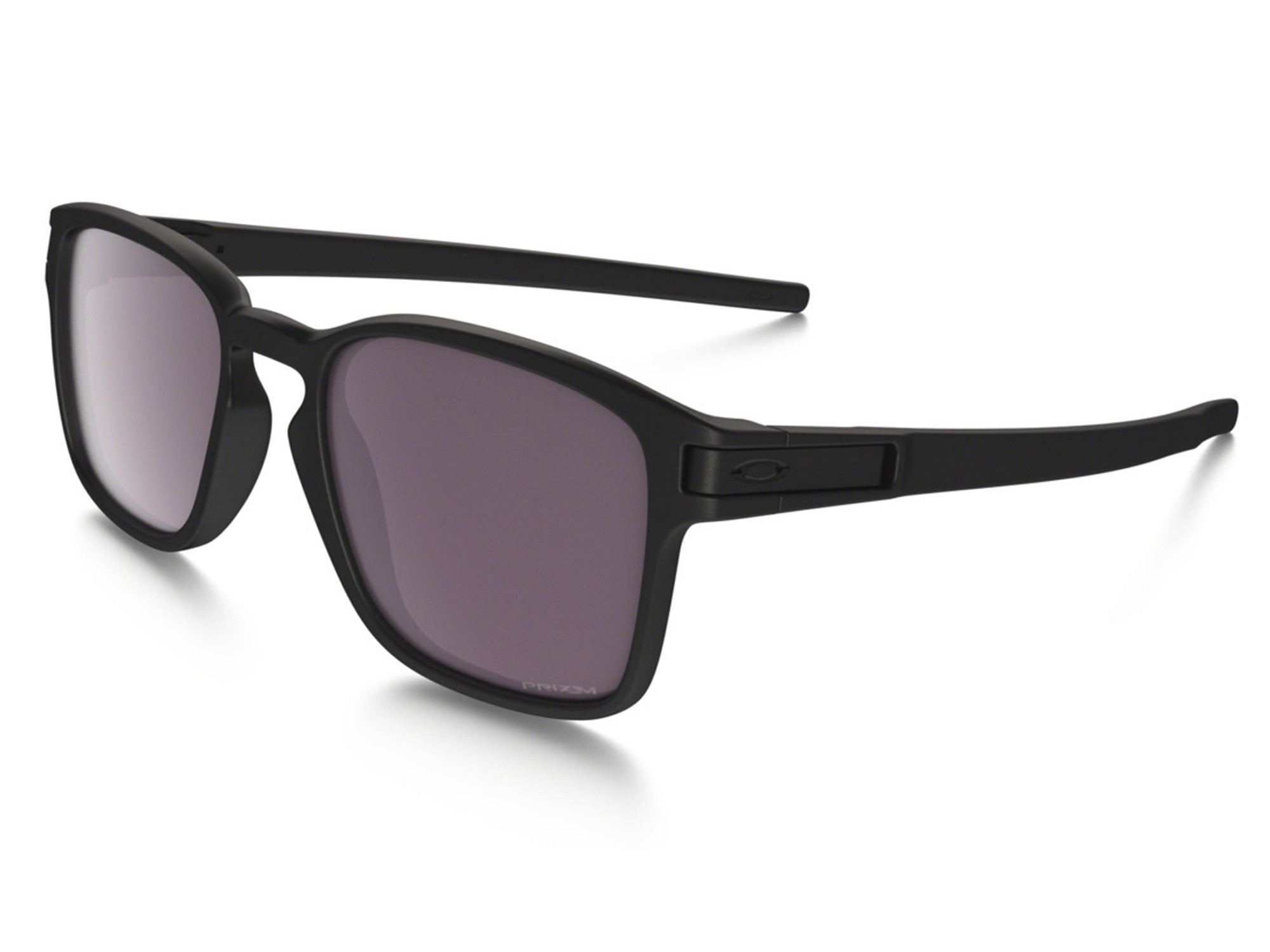 Óculos Oakley Latch Square Matte Black Lente Prizm Daily Polarizado ... ff3d627fb0