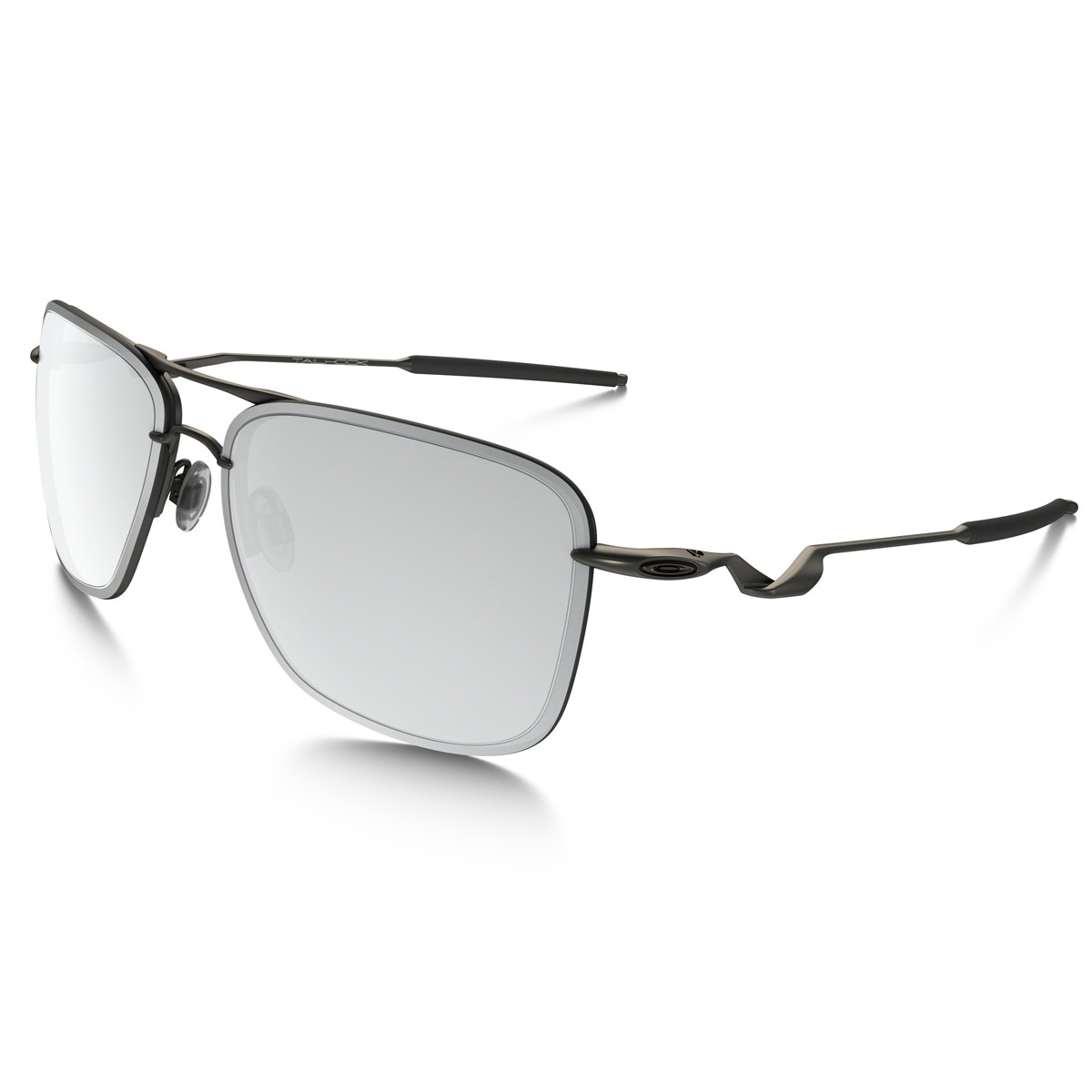 28e36ac9cb067 Óculos Oakley Tailhook Carbon Lente Chrome Iridium ref OO4087-02