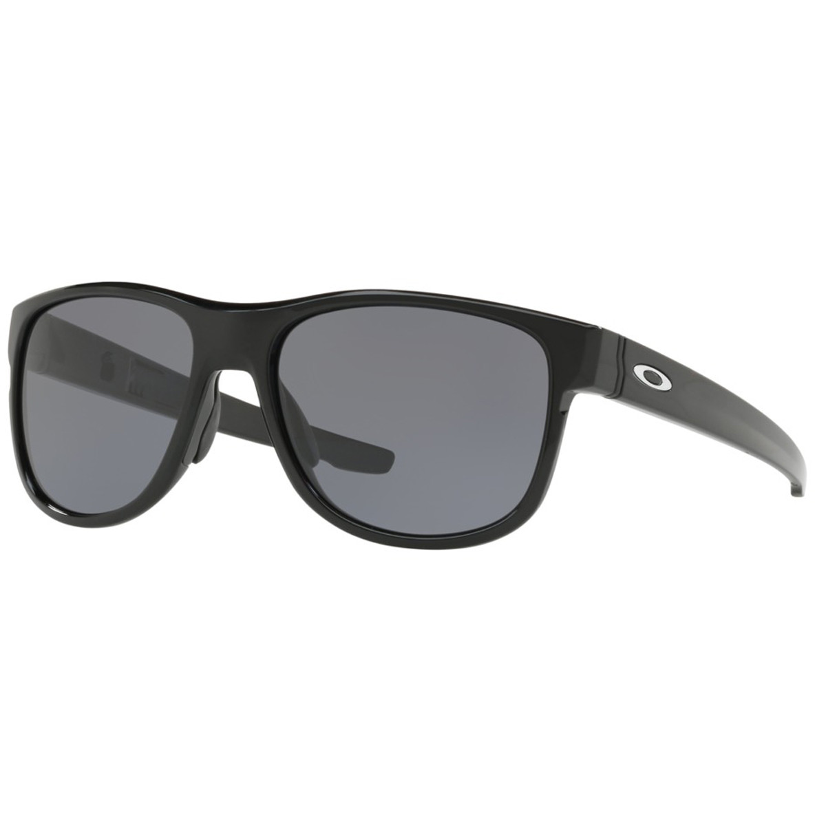 Óculos Oakley Crossrange R Polished Black Com Grey Lens ref OO9359-01 1fb4c30e82