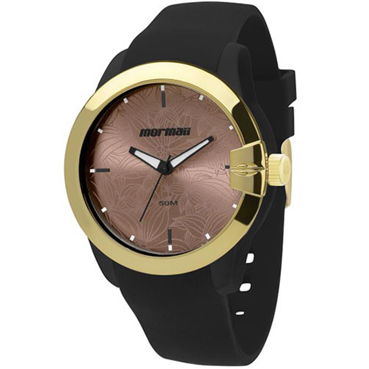 82d44e975a630 Relógio Mormaii Sunset Bronze ref MO2035DX 8T
