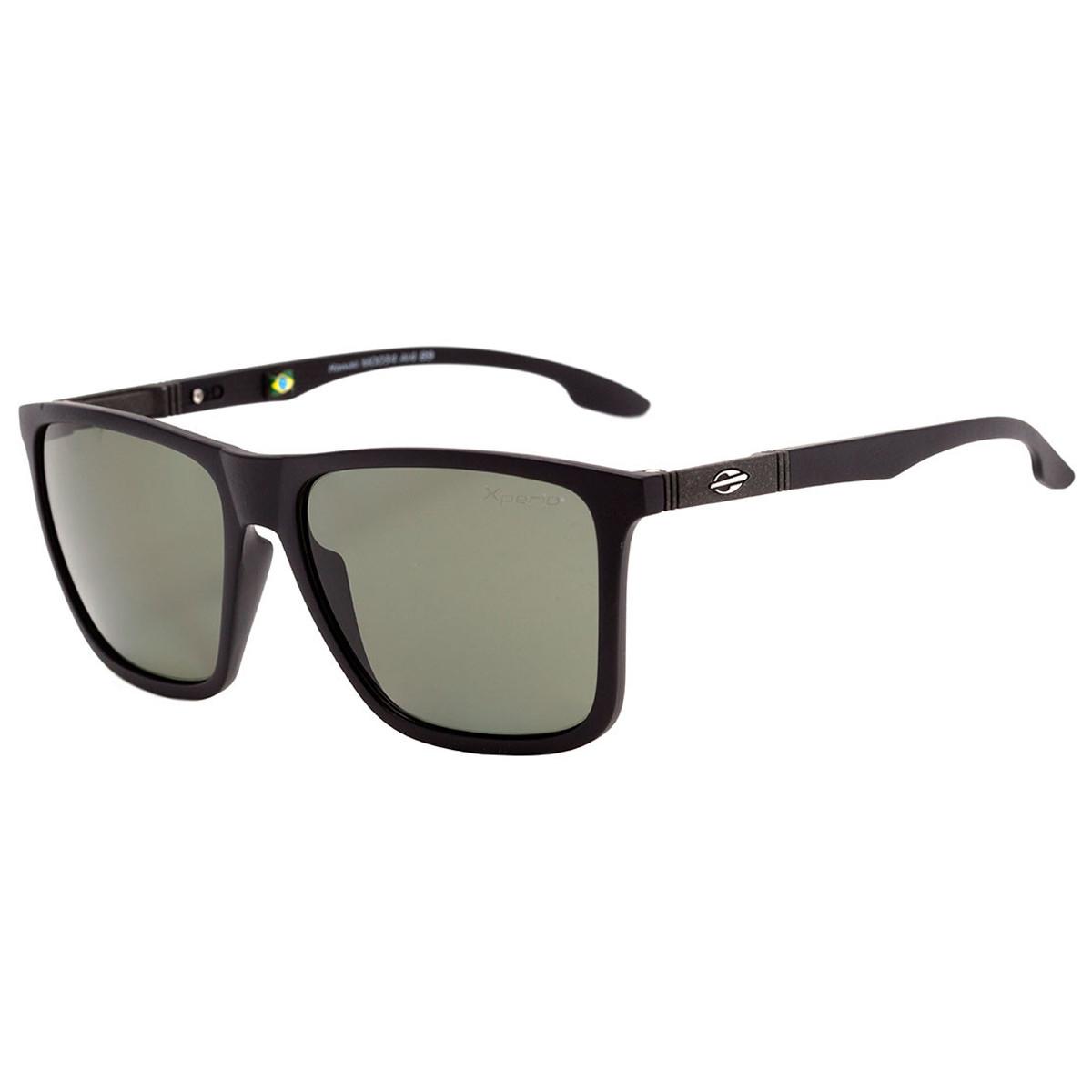 539d88070e103 Óculos Mormaii Hawaii Preto Fosco  Lente G15 Polarizado ref M0034A1489