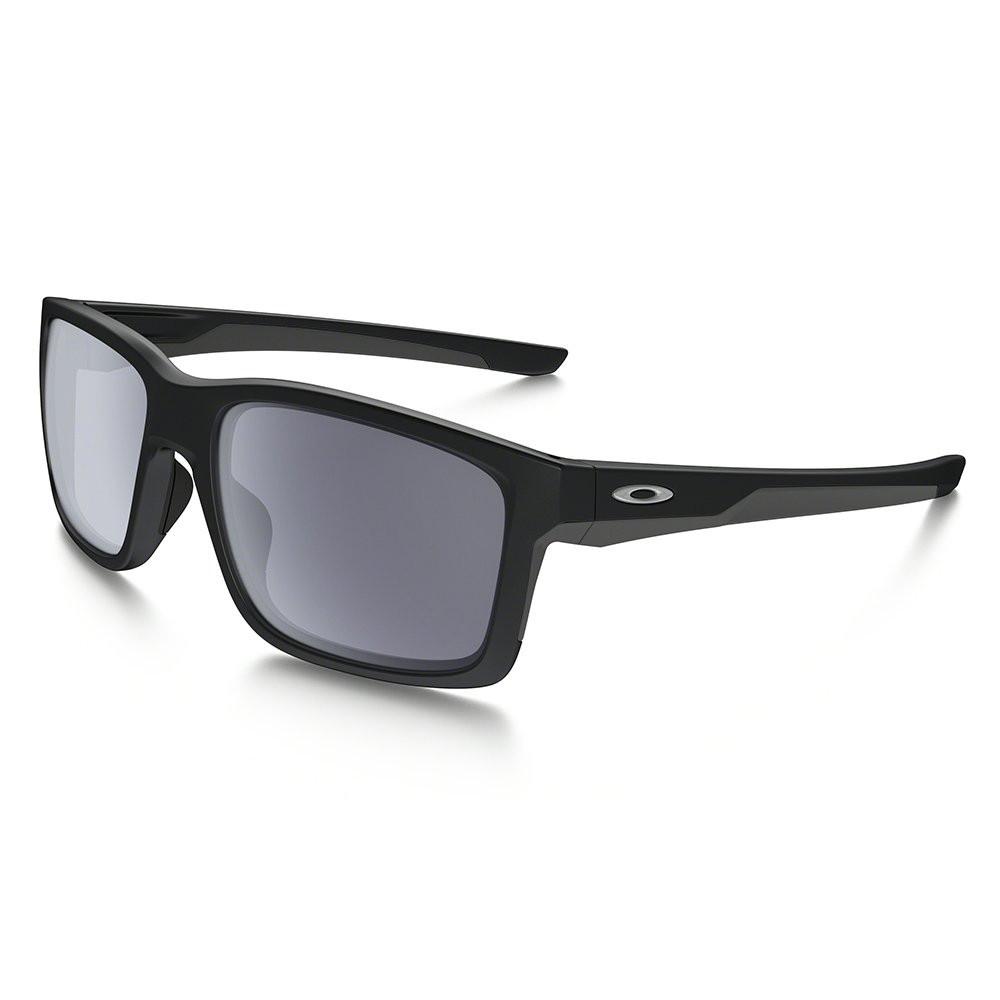 Óculos Oakley Mainlink Matte Black  Lente Grey ref OO9264-01 90597ba586