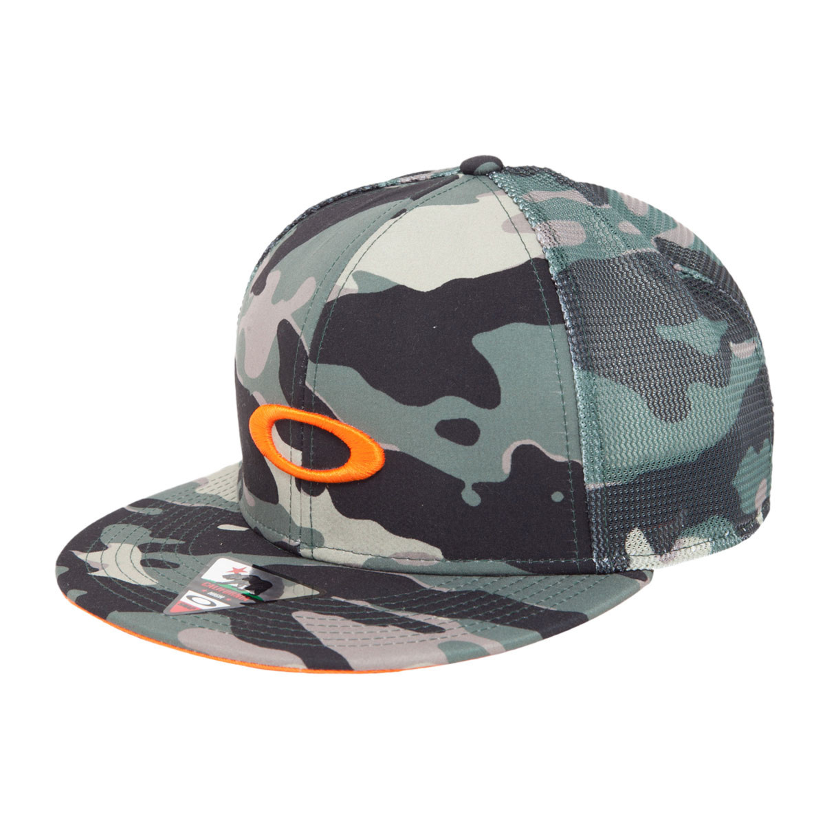 Boné Oakley Mash Sublimated Hat Camuflado ref 911511-799 aa8e46b6fc