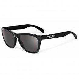 f0f423005cc88 Óculos Oakley Frogskins Surf Collection Polished Black W  Grey