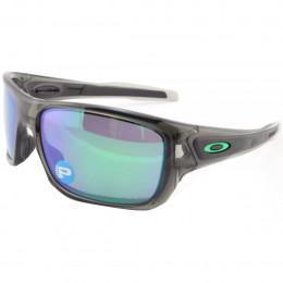 a169cdda9 Óculos Oakley Turbine Crystal/Jade Iridium Polarizado