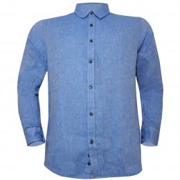 Camisa Alma de Praia Azul Stone