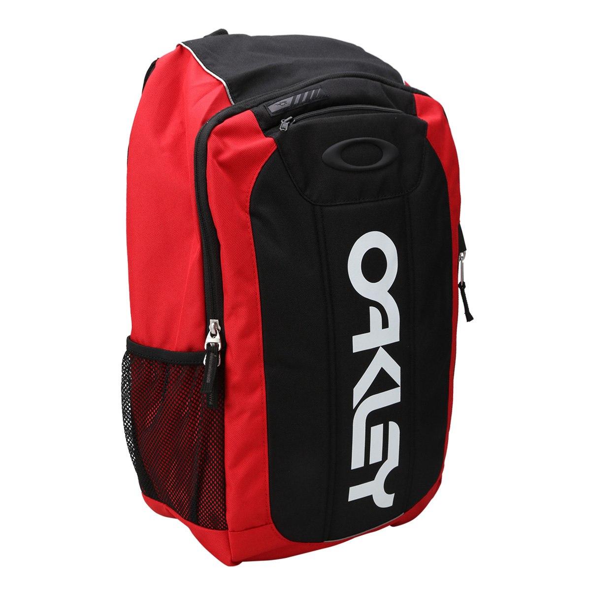 007487279e265 Mochila Oakley Enduro 20L Vermelho Com Preto ref 92963-465