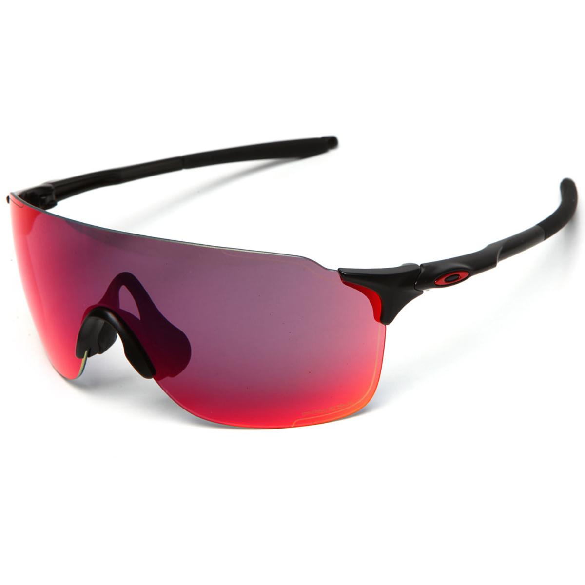 fc9257751c8af Óculos Oakley Evzero Stride Matte Black  Lente Prizm Trail passe o mouse  para ver em zoom
